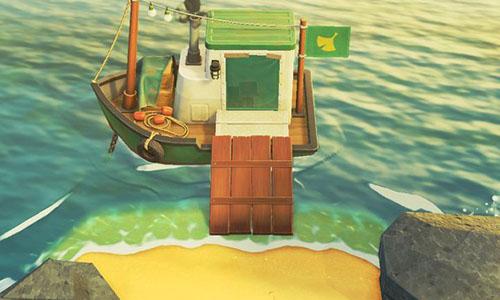 つねきちの船のイメージ